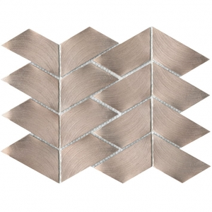 Gravity Aluminium Trace Rose Gold mozaika L'Antic Colonial 25x32,9
