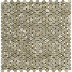 Gravity Aluminium Hexagon Gold mozaika L'Antic Colonial 31x31