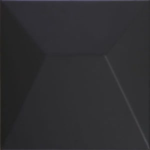 Dune Shapes Japan Black 25x25